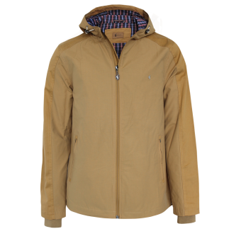 Gabicci Windbreaker (honey)
