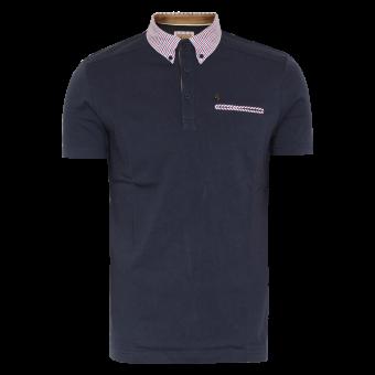 Gabicci Vintage Polo (navy)