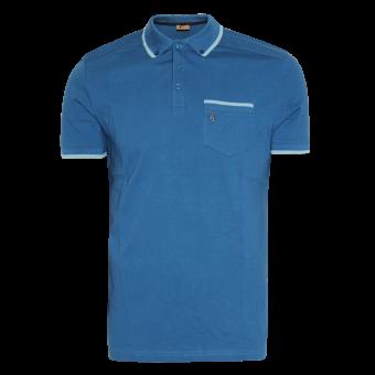Gabicci Polo (blau)