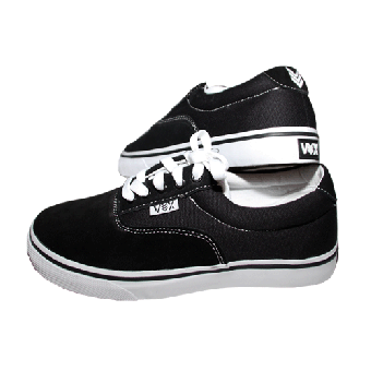 "Vox - Schuhe ""Savey"" (black/white)"