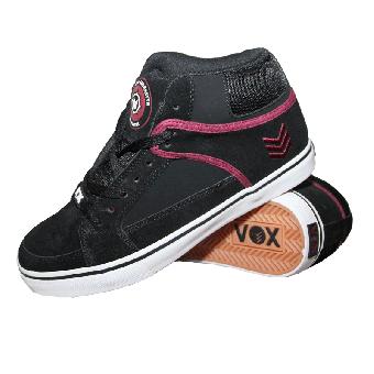 """Vox - Schuhe """"Navagator"""" (black/red/white) (reduziert)"""