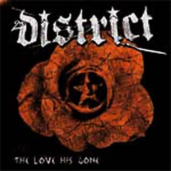 """2nd District """"The Love has gone"""" EP 7"""""""