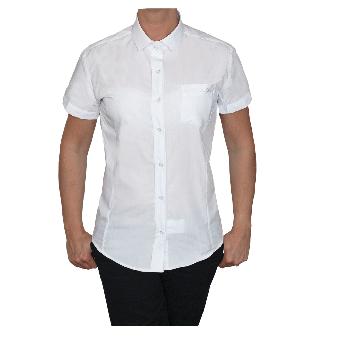 "SotS ""White"" Lady Small Tab Hemd (kurz)"