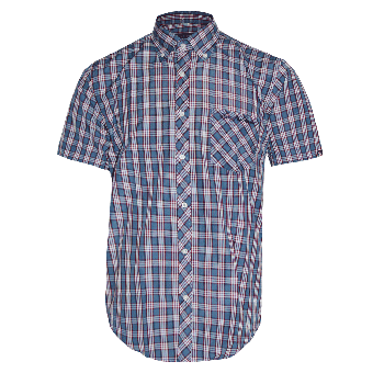 "SotS ""Durham"" Button Down Hemd (short)"