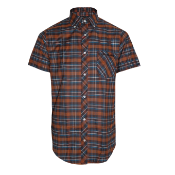 "SotS ""Fleetwood"" Button Down Hemd (kurz)"