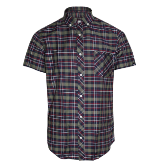 """SotS """"Poulton"""" Button Down Shirt (short)"""