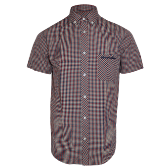 """SotS """"Greasby"""" Button Down Hemd (checked)"""