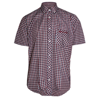 """SotS """"Formby"""" Button Down Hemd (checked)"""