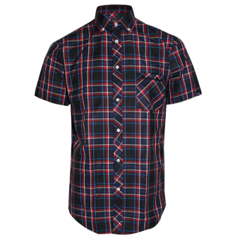 "SotS ""Seaforth"" Button Down Hemd (black)"