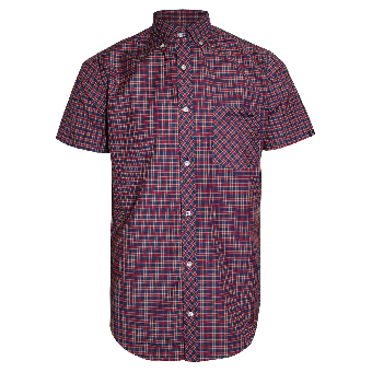 "SotS ""Kirby"" Button Down Shirt (blue)"