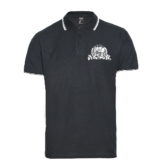 "A.C.A.B. ""Fight the real enemy"" Polo-Shirt"
