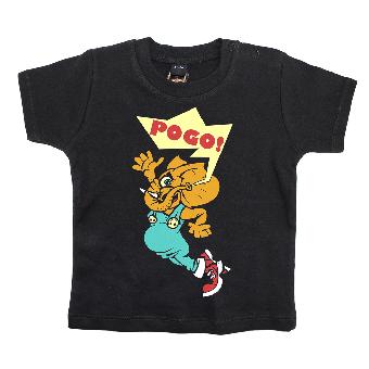 """Pogo! Elephant"""" Baby Shirt"""
