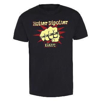 """Hoiter Dipoiter """"Kämpft"""" T-Shirt"""