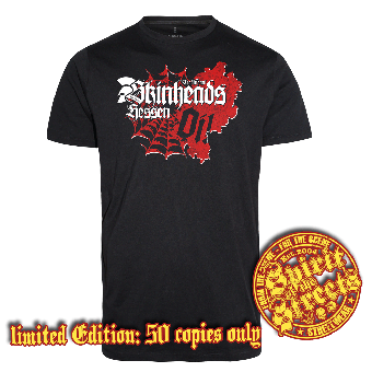 "Traditional Skinheads ""Hessen"" T-Shirt (lim. 50)"