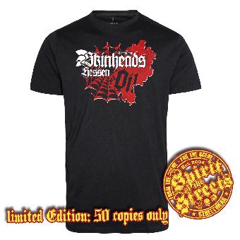 "Traditional Skinheads ""Hessen"" T-Shirt (lim. 50)"