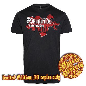 "Traditional Skinheads ""Niedersachsen"" T-Shirt (lim. 50)"