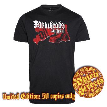 "Traditional Skinheads ""Sachsen"" T-Shirt (lim. 50)"
