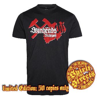 "Traditional Skinheads ""Ruhrpott"" T-Shirt (lim. 50)"