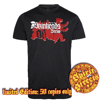 "Traditional Skinheads ""Berlin"" T-Shirt (lim. 50)"