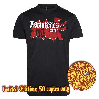 "Traditional Skinheads ""Berlin"" T-Shirt (lim. 50)"