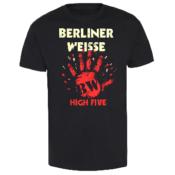 "Berliner Weisse ""High Five"" T-Shirt"