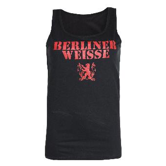 "Berliner Weisse ""Big Logo"" Wifebeater"