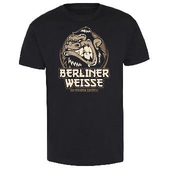 """Berliner Weisse """"Gib dem Affen Zucker"""" T-Shirt"""