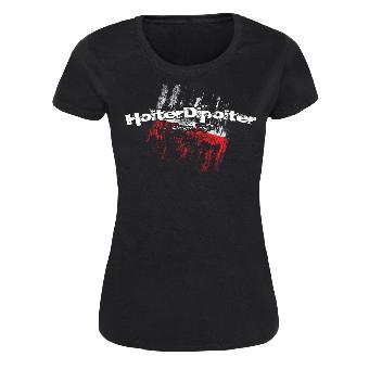 """Hoiter Dipoiter """"Thüringer Jungs"""" Girly Shirt"""