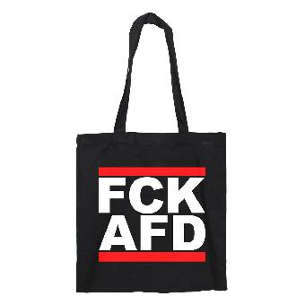 FCK AFD Baumwoll Stoffbeutel (lang)