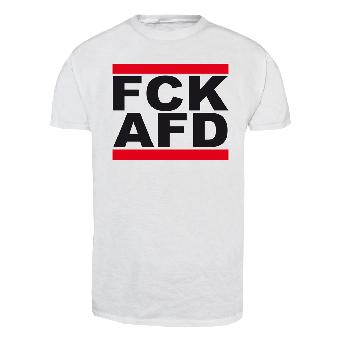 FCK AFD T-Shirt (white)