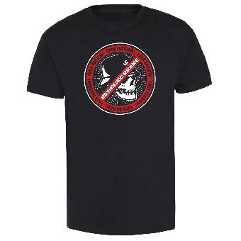 """Arschloch bleibt Arschloch """"Fuck Racism!"""" T-Shirt"""
