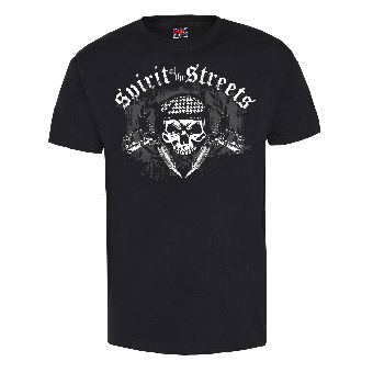 "Spirit of the Streets #50 ""Tattooed IV"" T-Shirt"