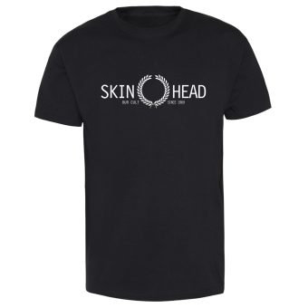 "Skinhead ""Our Cult"" T-Shirt (schwarz)"
