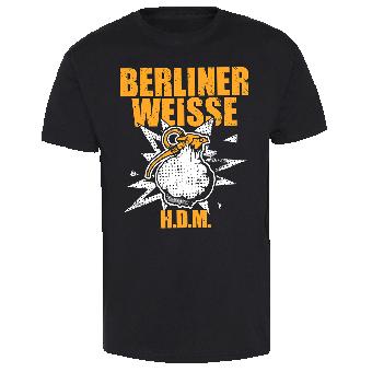 """Berliner Weisse """"HDM"""" T-Shirt"""