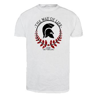 Stay Antisocial T-Shirt (white)