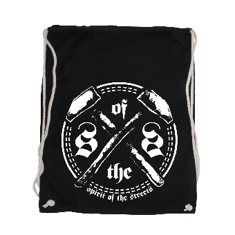 "Spirit of the Streets ""Hammer"" Cotton Gym Bag"