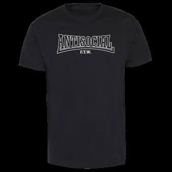 "Antisocial ""F.T.W."" T-Shirt"