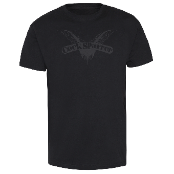 "Cock Sparrer ""Black on black"" T-Shirt"