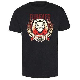 """Cock Sparrer """"Forever Lion"""" T-Shirt"""