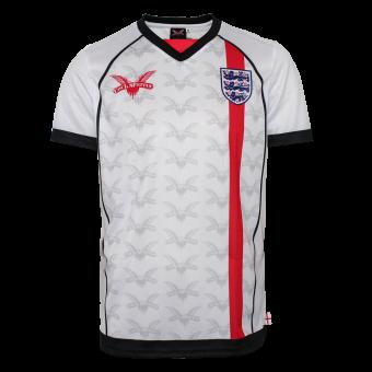 "Cock Sparrer ""72"" Football Shirt"