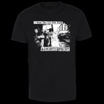 """Agnostic Front """"Old NY Kids"""" T-Shirt (black)"""