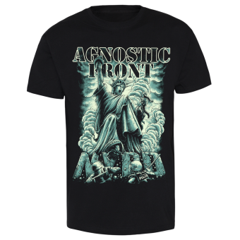 "Agnostic Front ""Liberty"" T-Shirt (black)"