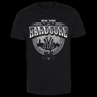 "Agnostic Front ""Yankees HC"" T-Shirt (black)"