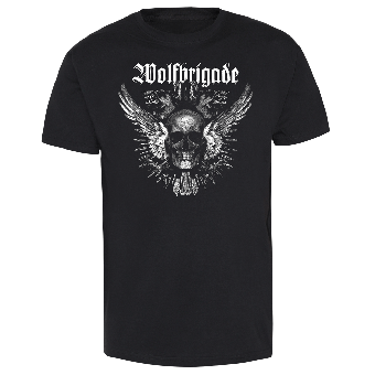 "Wolfbrigade ""Skull"" T-Shirt (black)"