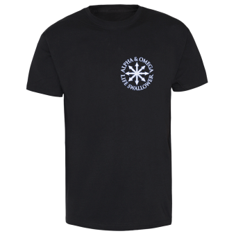 "Alpha & Omega ""Tour"" T-Shirt (black)"
