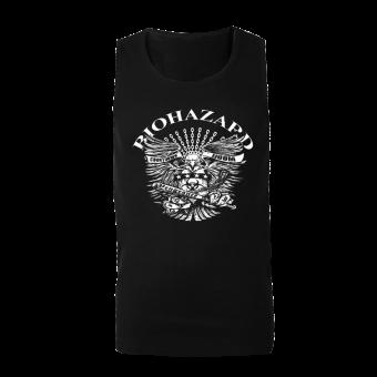 "Biohazard ""Eagle"" Tank Shirt (black)"