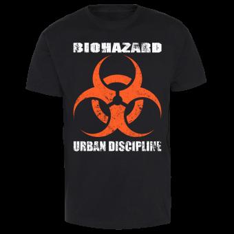"Biohazard ""Motherfucker"" T-Shirt (black)"