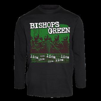 """Bishops Green """"Lies"""" Longsleeve (black)"""