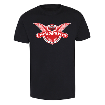 "Cock Sparrer ""London Stars"" T-Shirt (black) (XL)"
