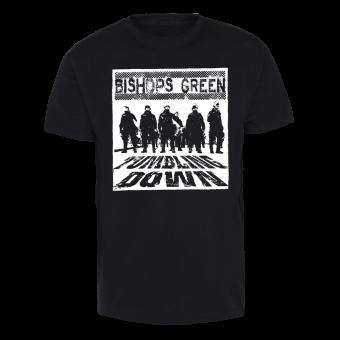 """Bishops Green """"Tumpluing Down"""" T-Shirt"""
